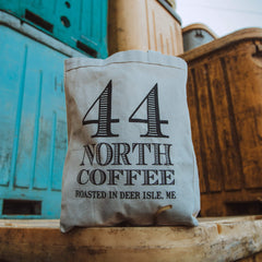 44 North Canvas Tote Bag