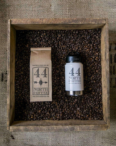 Klean Kanteen Thermos & Coffee - 44 North Coffee