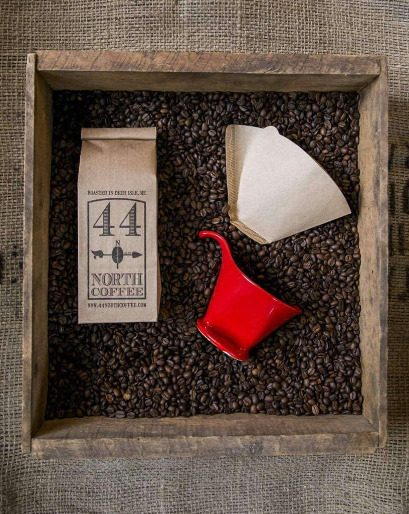 Pour Over Kit - The Essentials - 44 North Coffee