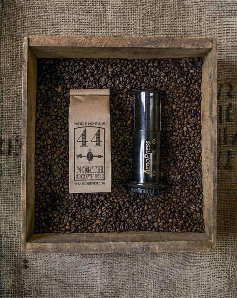Coffee & Aeropress Gift Set
