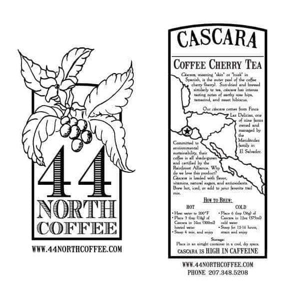 Cáscara - Coffee Cherry Tea