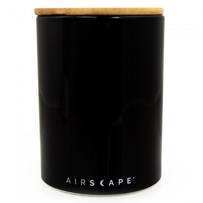 Airscape - Black Ceramic with bamboo lid - 44 North Coffee