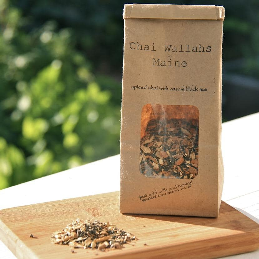 Chai Wallahs of Maine - Chai Tea