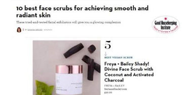 DOBRY HOUSEKEEPING BEST VEGAN SCRUB 2020