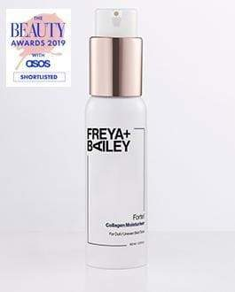 FORTE! COLLAGEN FACE MOISTURISER WITH RETINOL + FRUIT ENZYMES (Dullness + Uneven skin tone) - Freya + Bailey Skincare