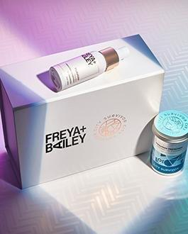 Peak Peak + Body Combo Pack (Day) - Edizione Limitata - Freya + Bailey Skincare