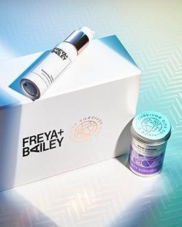 Peak Peak + Body Combo Pack (Night) - Edizione Limitata - Freya + Bailey Skincare