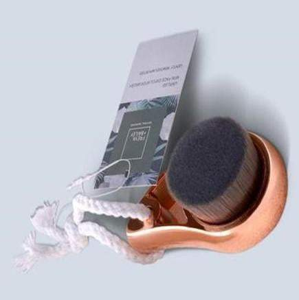 UNPLUG! MINI EXFOLIATING FACE BRUSH - freya-bailey-natural-skincare
