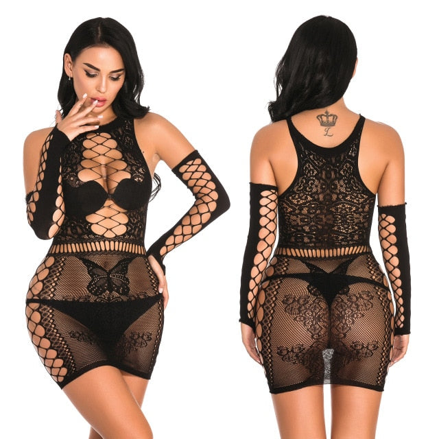 Sexy Fishnet Lingerie - GORGEOUS 271, LLC