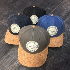 Trilogy Patch Cork Hat