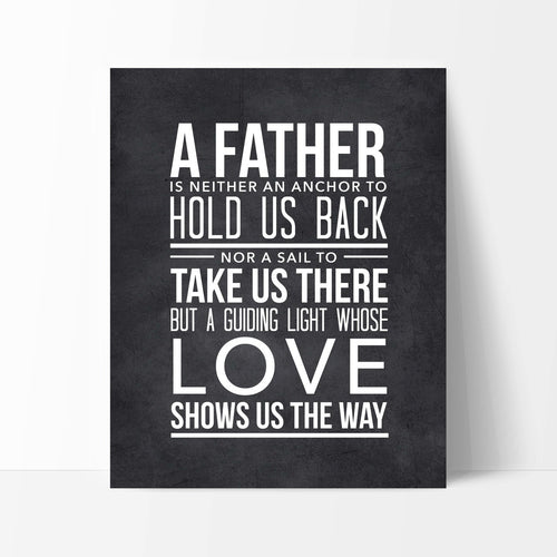 Father Print