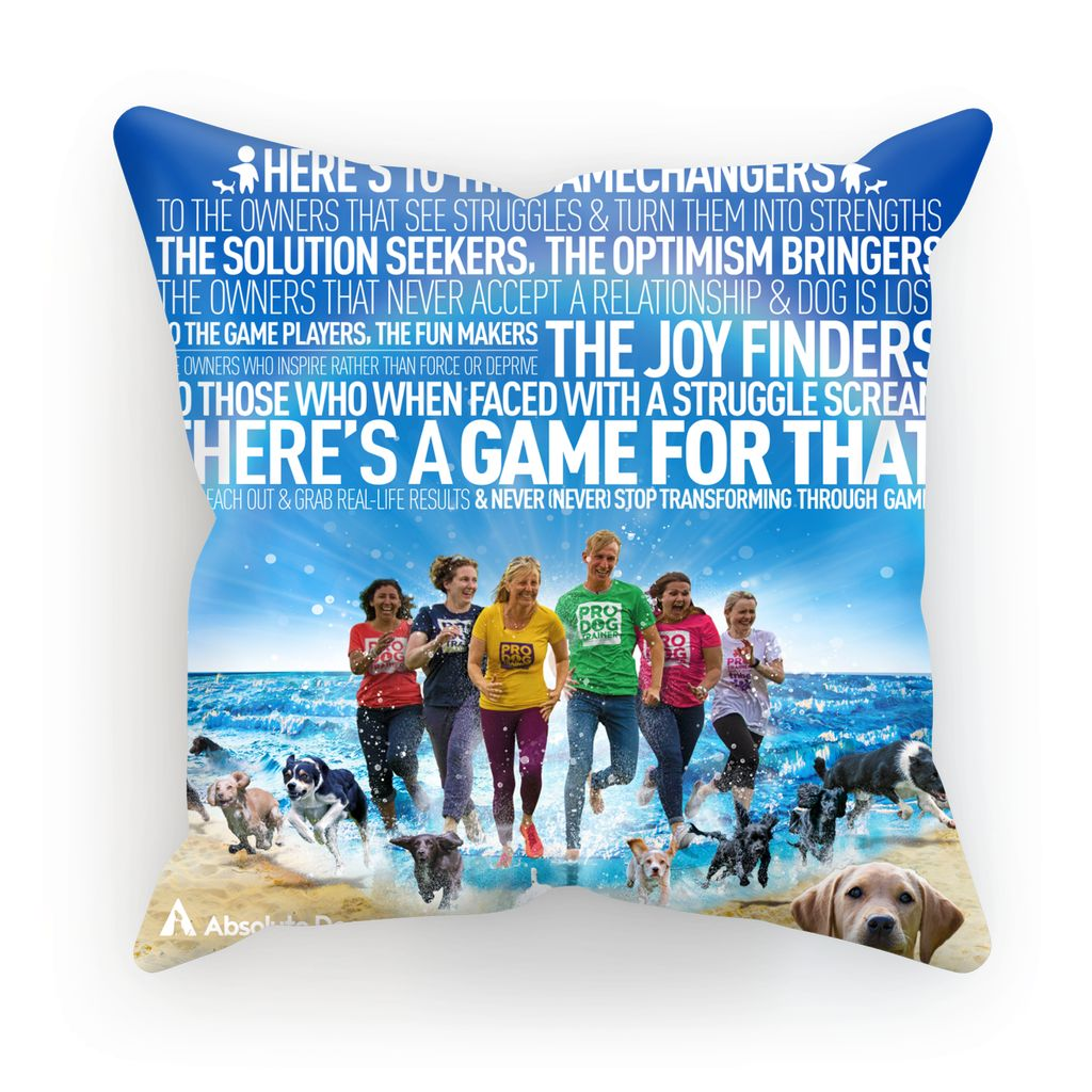 GameChanger - Life's A Beach Cushion