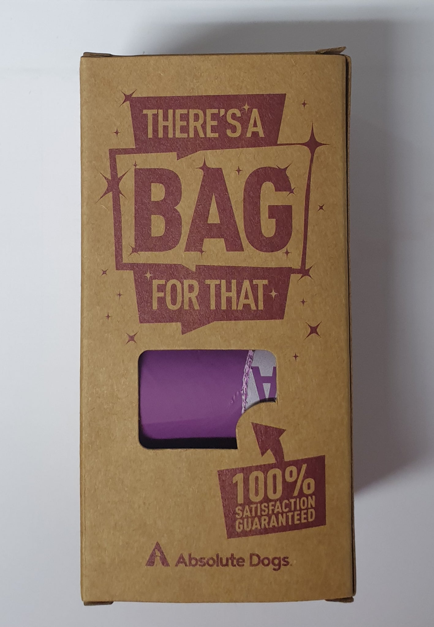 Absolute Dogs Poo Bag Box