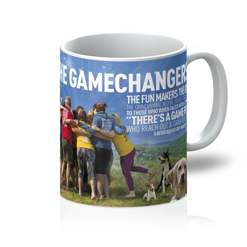 GameChanger - A Day In The Life Mug