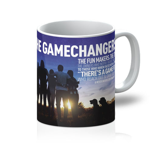 GameChanger - Night Life Mug