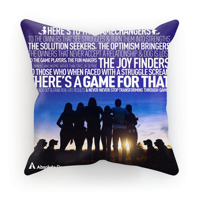 GameChanger - Night Life Cushion
