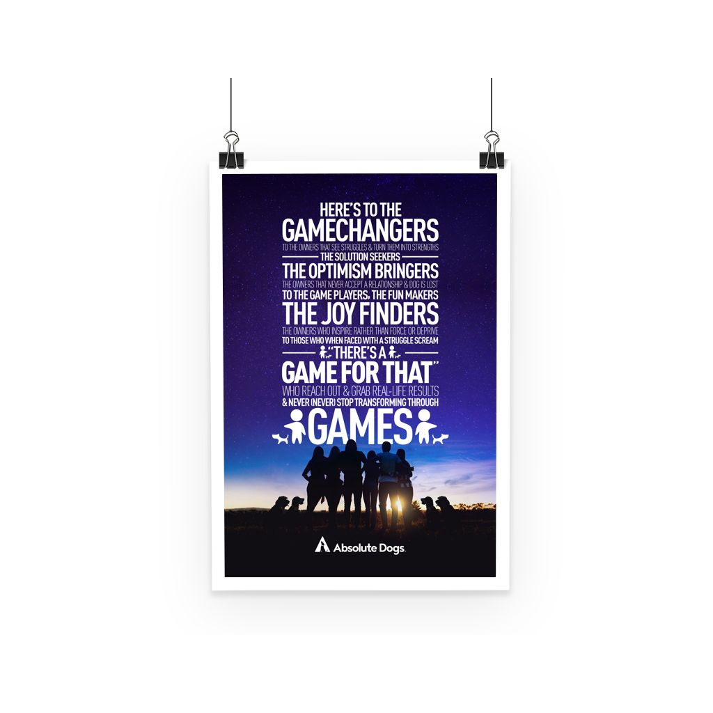 GameChanger - Night Life Poster
