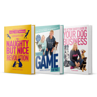 The absoluteDogs 3 Book Bundle