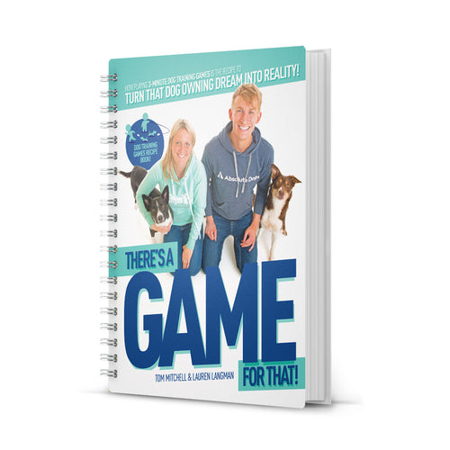 There's a Game for That! Recipe Book and Audiobook Bundle