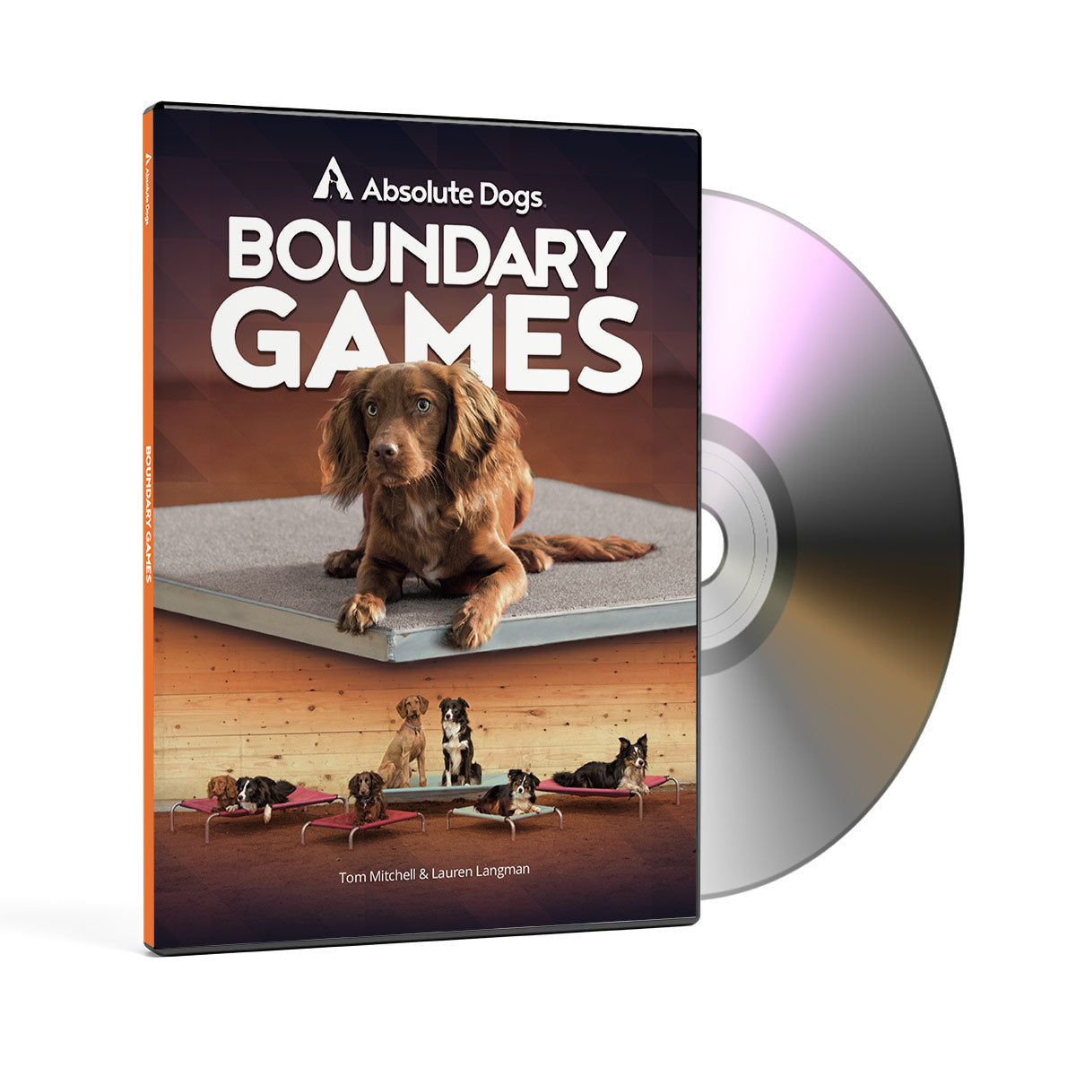Boundary Games DVD