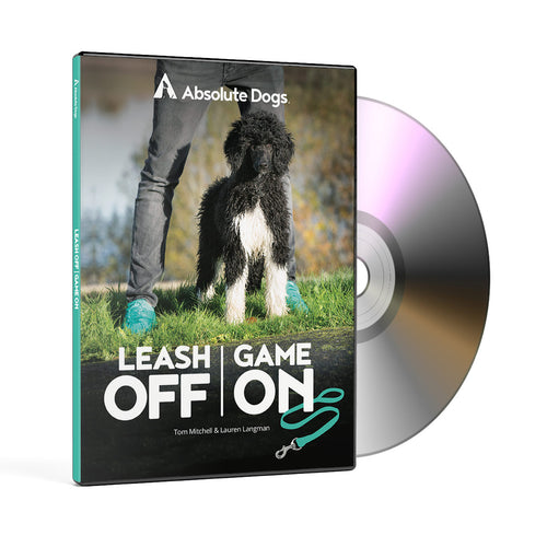 Leash Off | Game On GAMES DVD