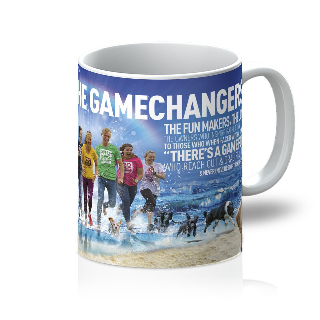 GameChanger - Life's A Beach Mug
