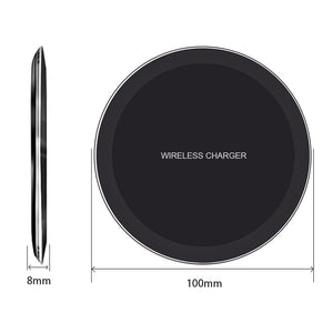 Wireless Charger Pad For All Wireless Charging Devices