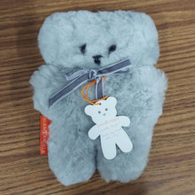 Load image into Gallery viewer, Little Cuddle Bear in Light Blue