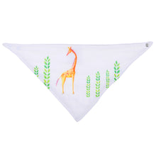 Load image into Gallery viewer, Muslin Bandana Bib