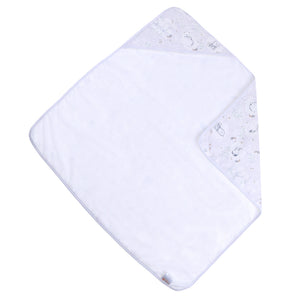 Hooded Muslin Towel