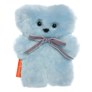Little Cuddle Bear in Light Blue