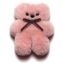 Load image into Gallery viewer, Little Cuddle Bear in Rose