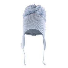 Load image into Gallery viewer, Ava Superfine Merino Wool Pom Pom Hat