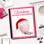 Christmas Saving Challenge - How To Add Money To Your Christmas Savings Account ASAP