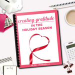 Creating Gratitude Journal