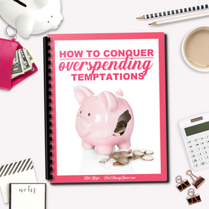 How To Conquer Overspending Temptations