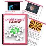 Credit Report Clean Up