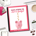 Simple Budgeting Spreadsheet - Easy Steps To Start A Budget