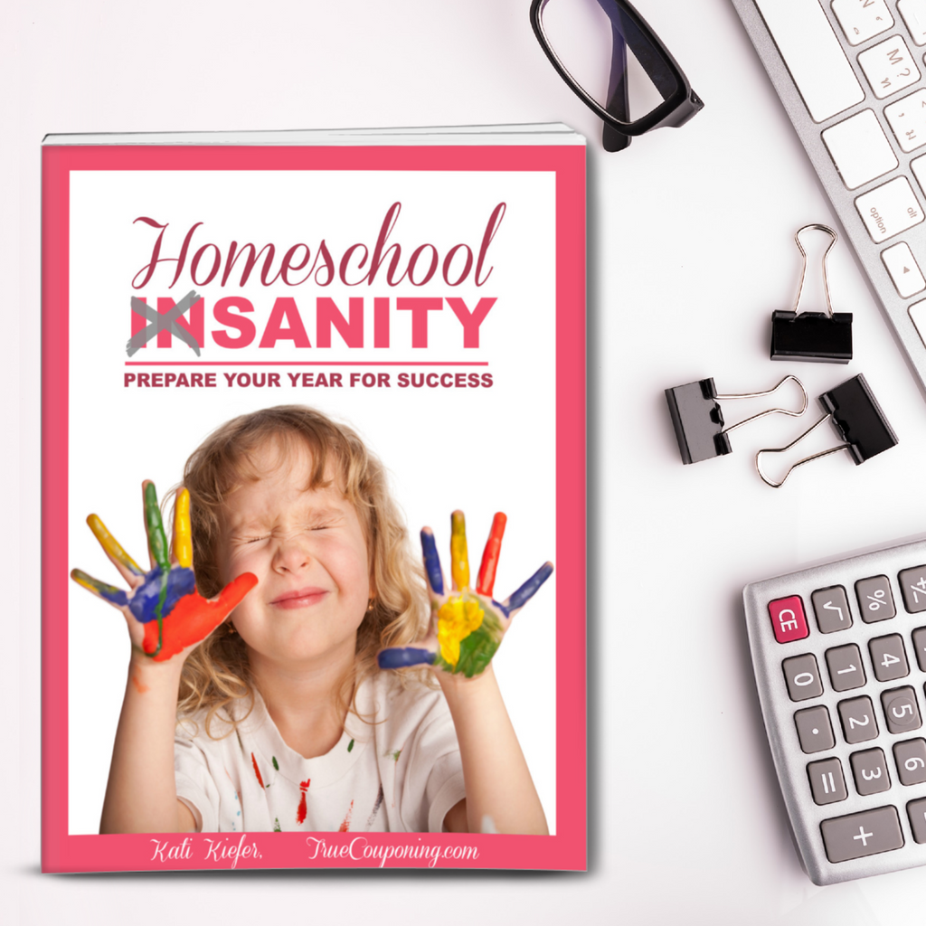 Homeschool Sanity - How To Have A Successful Year