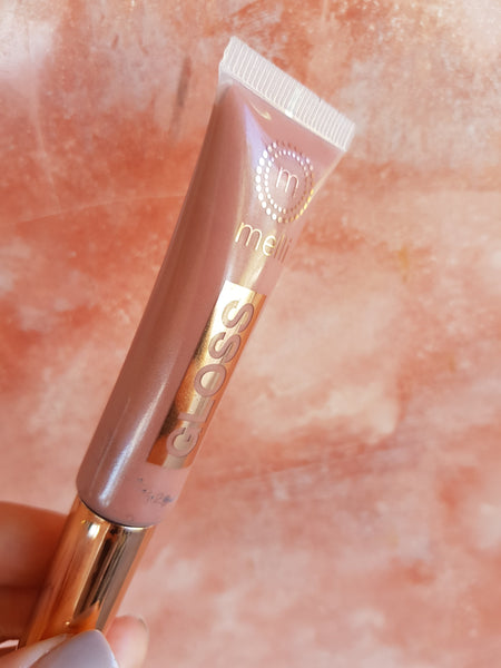 Melli Cosmetics Lip Gloss Doll Face_The Bridal Bar