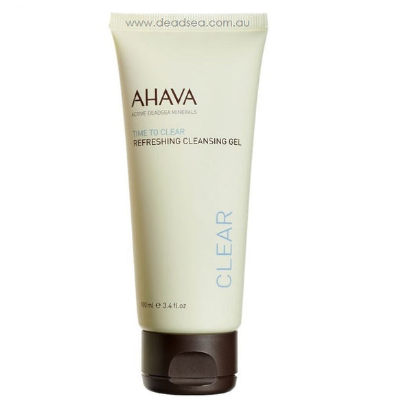 AHAVA - Time to Clear Refreshing Cleansing Gel