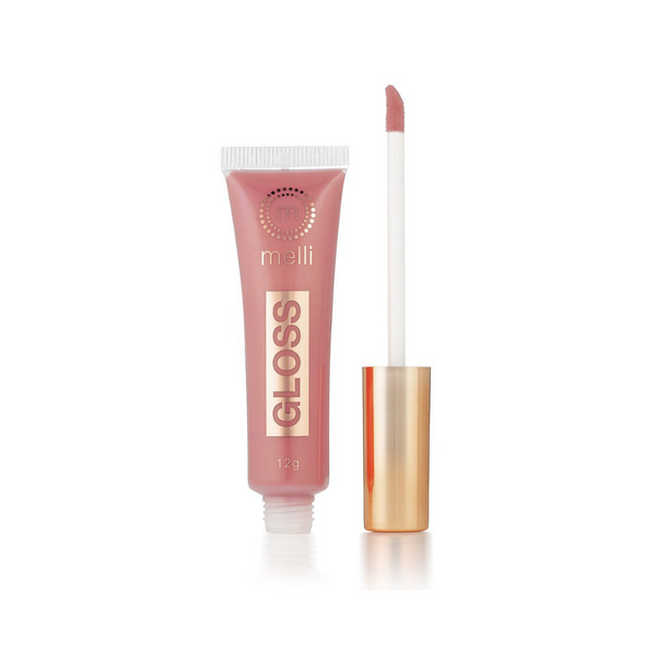 Melli Cosmetics Lip Gloss Flirt_The Bridal Bar