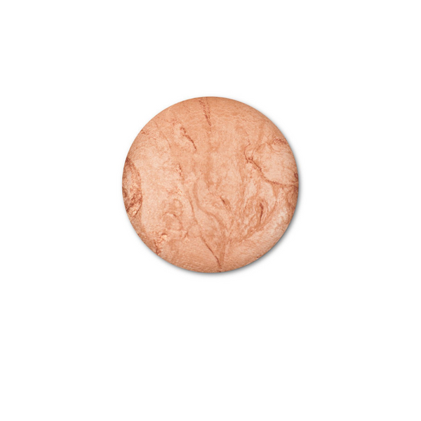 Melli cosmetics Blush - 24K Mirage Baked Glow Mineral Powder_The Bridal Bar