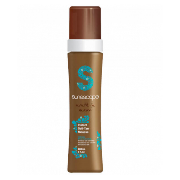 SUNESCAPE SELF TANNING MOUSSE_The Bridal Bar