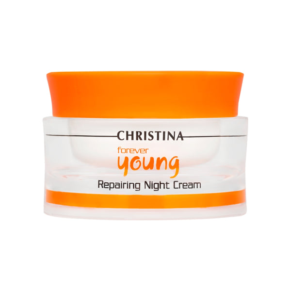 Christina Forever Young- Repairing Night Cream_The Bridal Bar