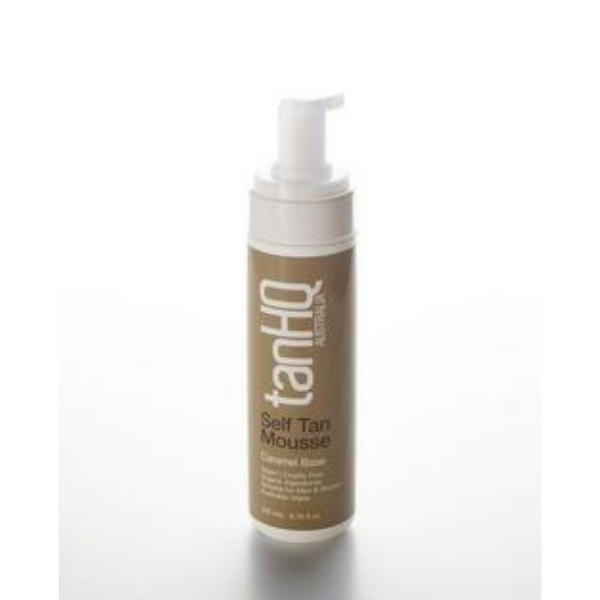TAN HQ SELF TAN MOUSSE – MEDIUM_The Bridal Bar