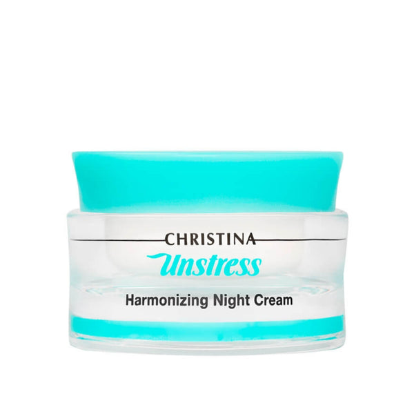 Christina Unstress - Harmonizing Night Cream_The Bridal Bar