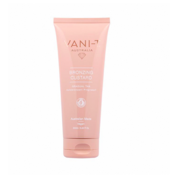 VANI-T BRONZING CUSTARD (GRADUAL TAN)_The Bridal Bar