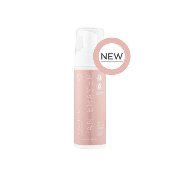 Vani-T Tan Eraser - Tan Removal Mousse_The Bridal Bar