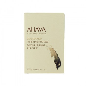 AHAVA DEADSEA- PURIFYING MUD SOAP
